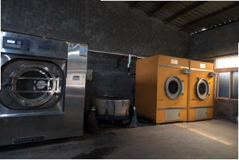 Iron-washing
